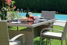 Mesa de jardín: guía de selección con reseñas de los mejores modelos [baratos]