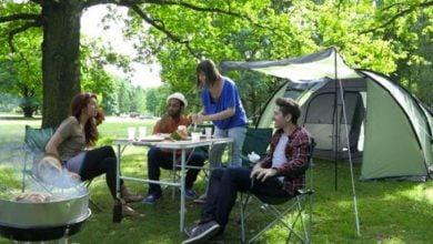 Mesas de camping - Los 5 modelos más vendidos con reviews, opiniones y precios