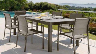 Mesas de terraza: cómo elegir el mejor modelo [materiali, dimensioni con precio]