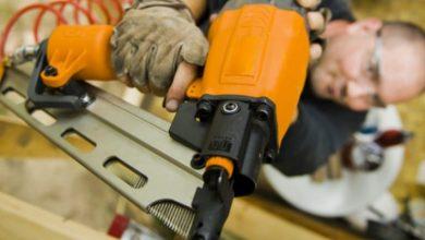 Pistola de clavos profesional - ¿Qué modelo elegir?  Ranking de los mejores