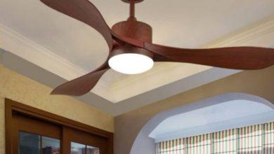 Ranking de los 5 mejores ventiladores de techo: opiniones, ofertas y precios