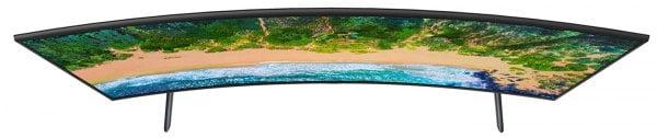 Samsung NU7370: Revisión de TV curvada
