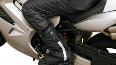 Traje de lluvia para moto: mejores características, marcas y modelos