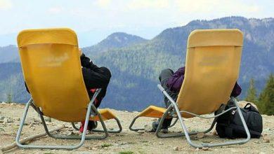 Tumbona de camping: Ranking de las 5 mejores con fotos y precios
