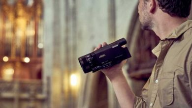 Videocámaras Sony 4k: mejores modelos comparados con opiniones y precios